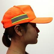 win德赢ac米兰app反光帽环卫帽警示帽交通反光帽反光衣施工帽公路反光帽